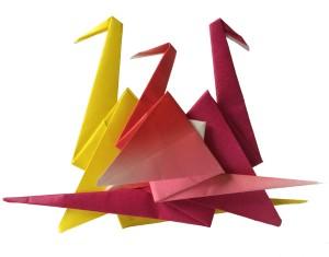 "11-16-15 ""peace cranes"""