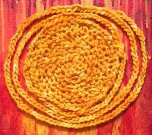 """04-06-16 """"crochet downpour"""""""