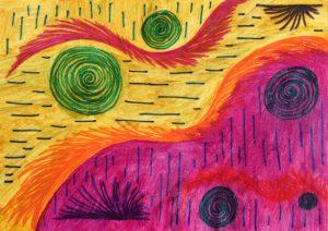 "04-07-17 ""rainy doodle"""